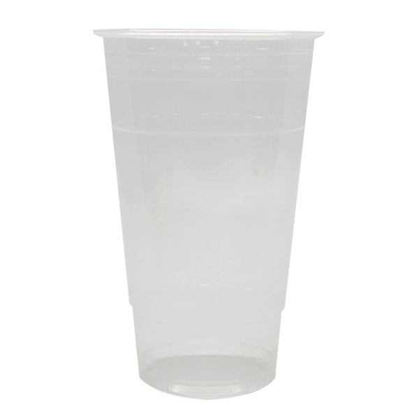 Karat 24oz PLA Eco-Friendly Cups 98mm 600ct