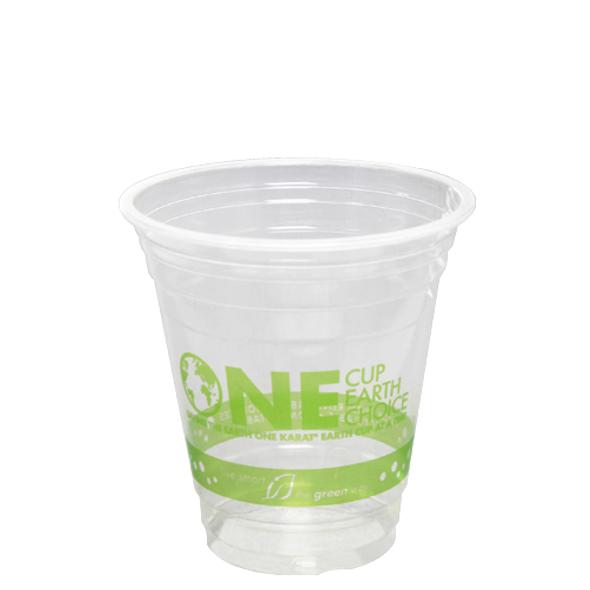 Karat Earth 12oz PLA Eco-Friendly Cups 98mm 1000ct