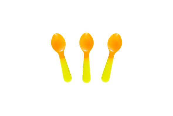 MAGIC Color Changing® Taster Spoon 3000ct Yellow-Orange