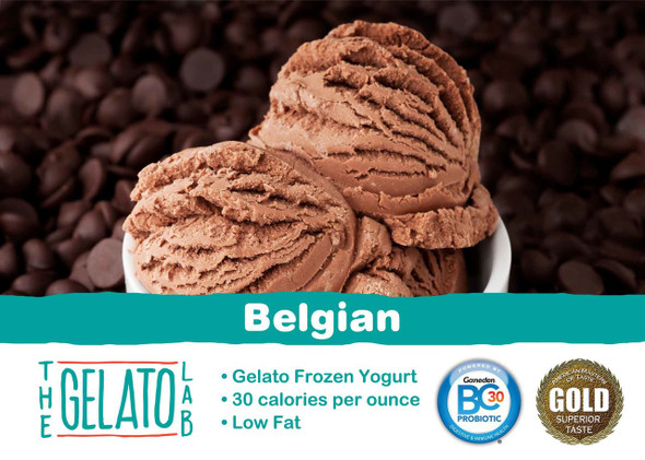 The Gelato Lab Soft Serve Mixes - 4 Cases