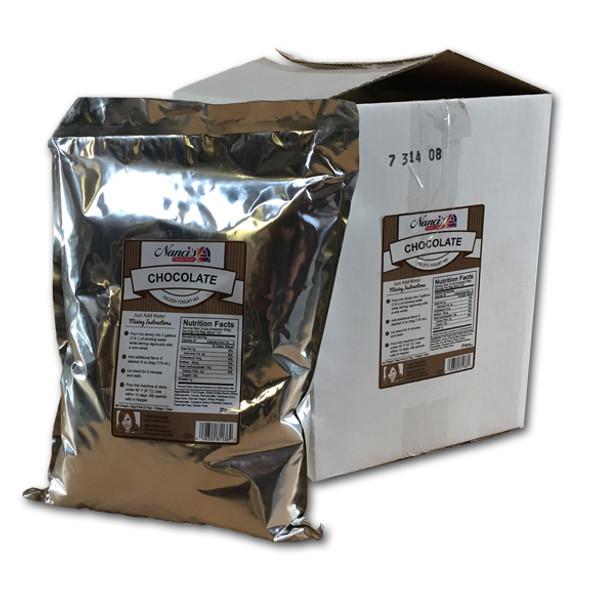 Nanci's Soft Serve Mix - Chocolate Powder Base Mix