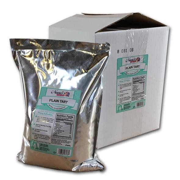 Nanci's Soft Serve Mix - Plain Tart Powder Base Mix