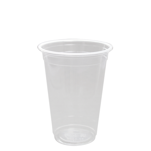 16oz PP U-Rim Shake Boba Tea Cups 95mm 2000ct