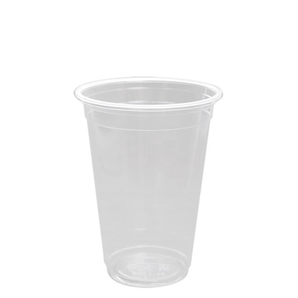 16oz PP U-Rim Shake Boba Tea Cups 95mm 2000ct