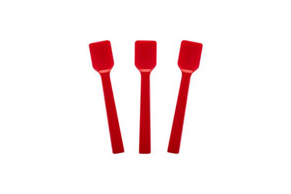 Mini Shovel Gelato Spoons 6000ct Red
