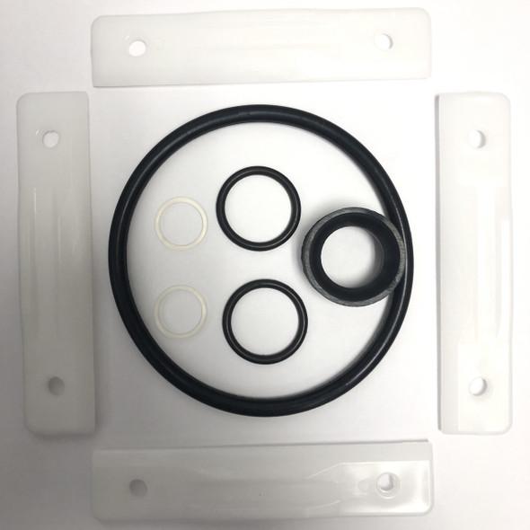 PASMO America Machine O-Ring, Gasket & Scraper Blades Parts Kit Set for Pasmo 110
