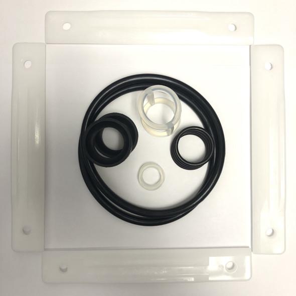 PASMO America Machine O-Ring, Gasket & Scraper Blades Parts Kit Set for Pasmo 230