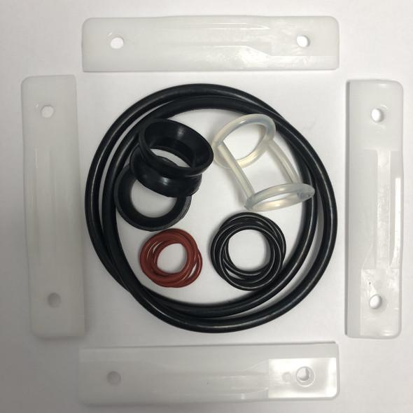 PASMO America Machine O-Ring, Gasket & Scraper Blades Parts Kit Set for Pasmo 520