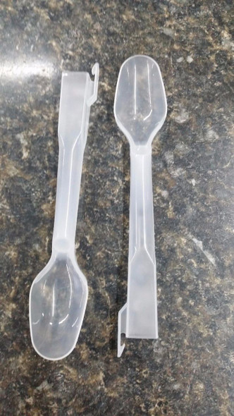 Flurry Spoons 1000 Count - 5 1/4 Inch long
