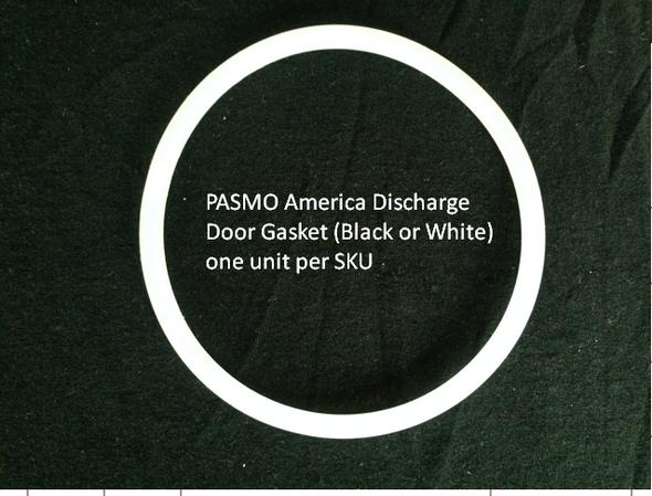 PASMO America Discharge Door Gasket