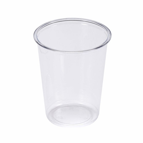 Frozen Solutions 32oz Clear PP Deli To-Go Containers - 500ct