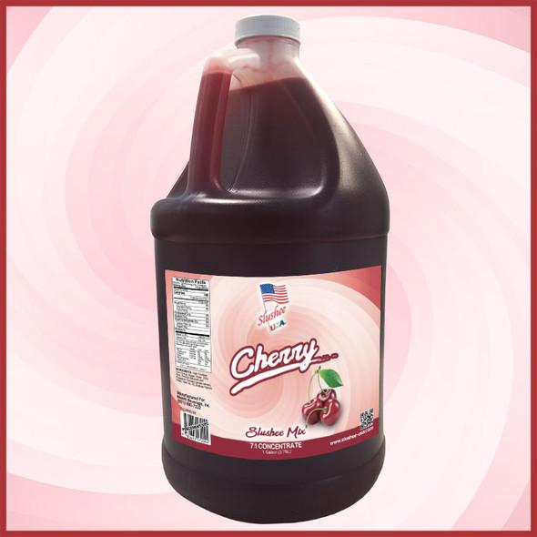 Slushee Mix – Cherry