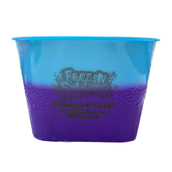 MAGIC Color Changing® Custom Printed Bowls