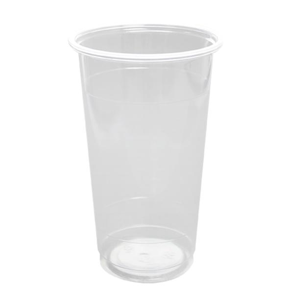 FSI 24oz PP Sealable U-Rim Cold Cups 95mm 1000ct