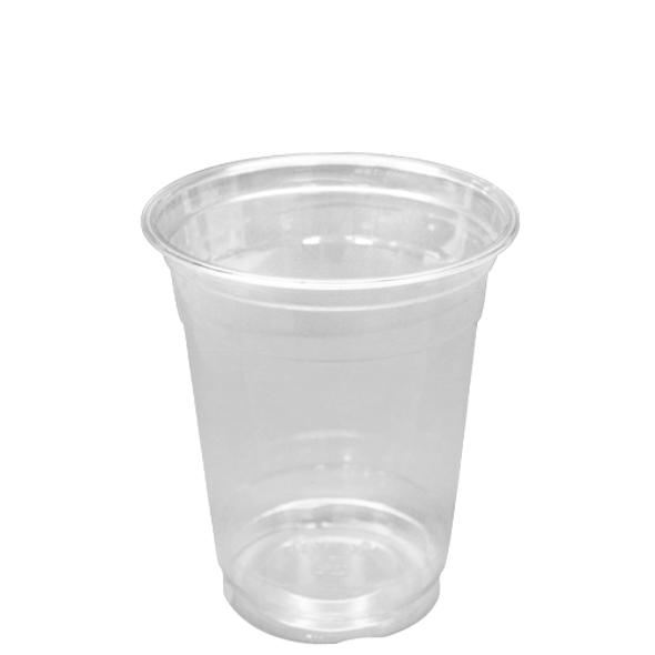 Frozen Solutions  12oz PET Cold Cups - Clear 98mm 1000ct