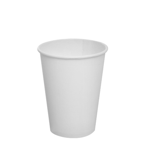 12oz Paper Hot Cup White 1000ct