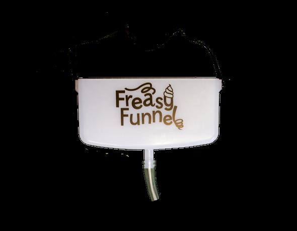 Freasy Funnel Froyo Machine Cleaning Helper