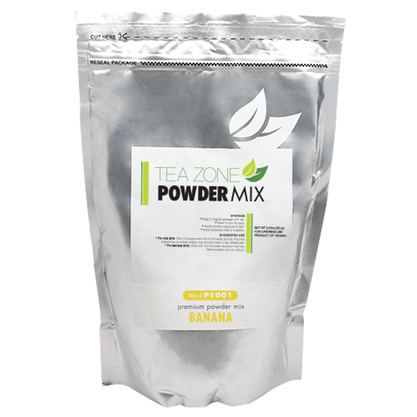 TeaZone Banana Powder 2.2lb Bag