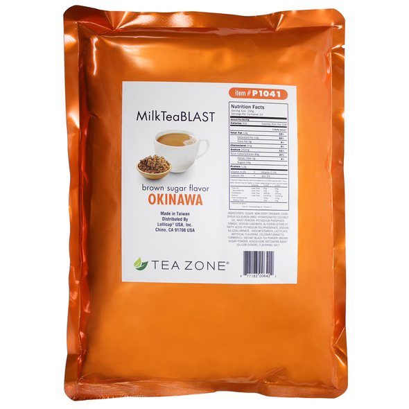 MilkTeaBLAST Okinawa Brown Sugar Powder 2.2lbs
