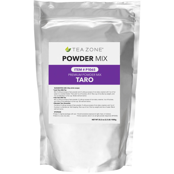 TeaZone Taro Powder 2.2lb Bag Original