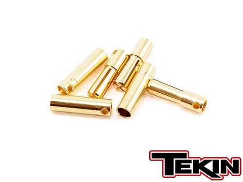 High Power Gold Connectors 4.0mm - TT3054