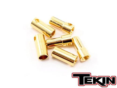 High Power Gold Connectors 5.5mm - TT3055