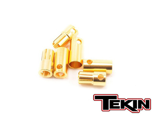 High Power Gold Connectors 6.5mm - TT3056