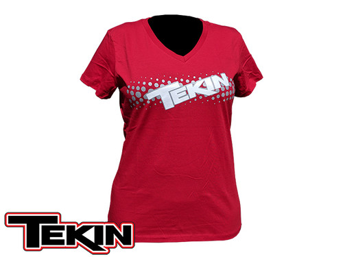 Fuzion2 Women's T-Shirt Red