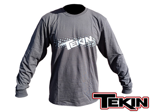Fuzion2 T-Shirt Long Sleeve Grey