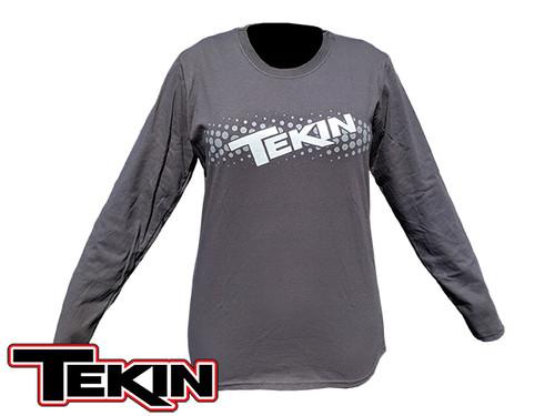 Fuzion2 Women's Long Sleeve Grey