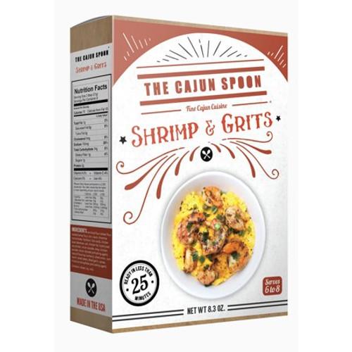 The Cajun Spoon Shrimp & Grits