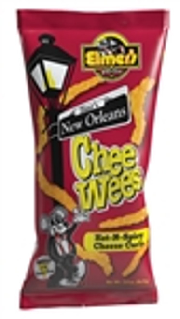 Hot & Spicy CheeWees