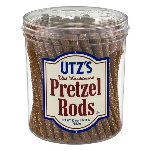 Pretzel Rod Barrel (1 count )