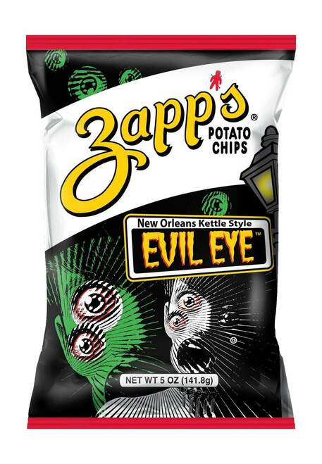 Zapp's 5 oz Evil Eye Potato Chips (12 / 5oz. )