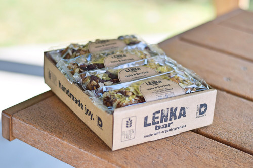 Nuts and Berries Granola Bar - 12 Bars