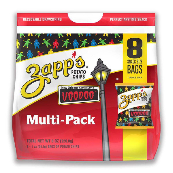 Zapp's  8 count Voodoo Sack