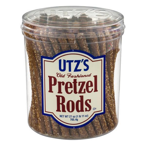Pretzel Rod Barrel (1 count )