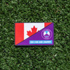 FOR CLUB AND COUNTRY PATCH-CANADA