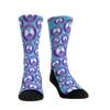 Orlando Pride All Over Pattern Sock Blue