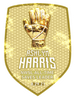 Ashlyn Harris All-Time Saves Leader Patch