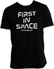 First in Space Unisex Tee