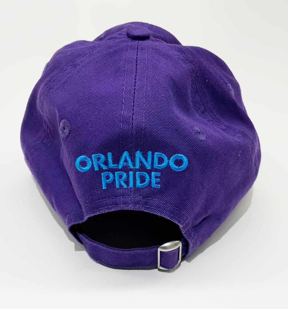920 New Era Dad Hat Purple