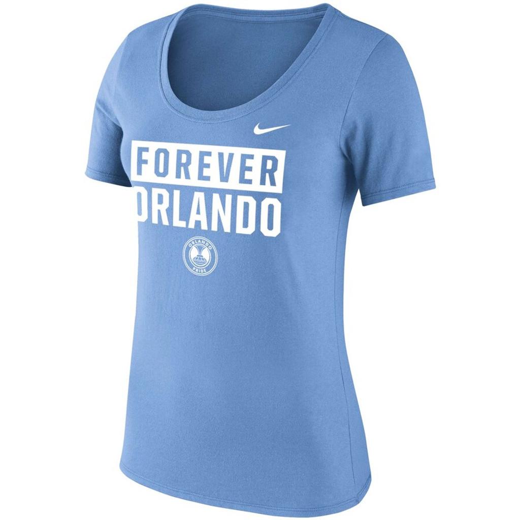 Nike Women's Slogan Crew Tee