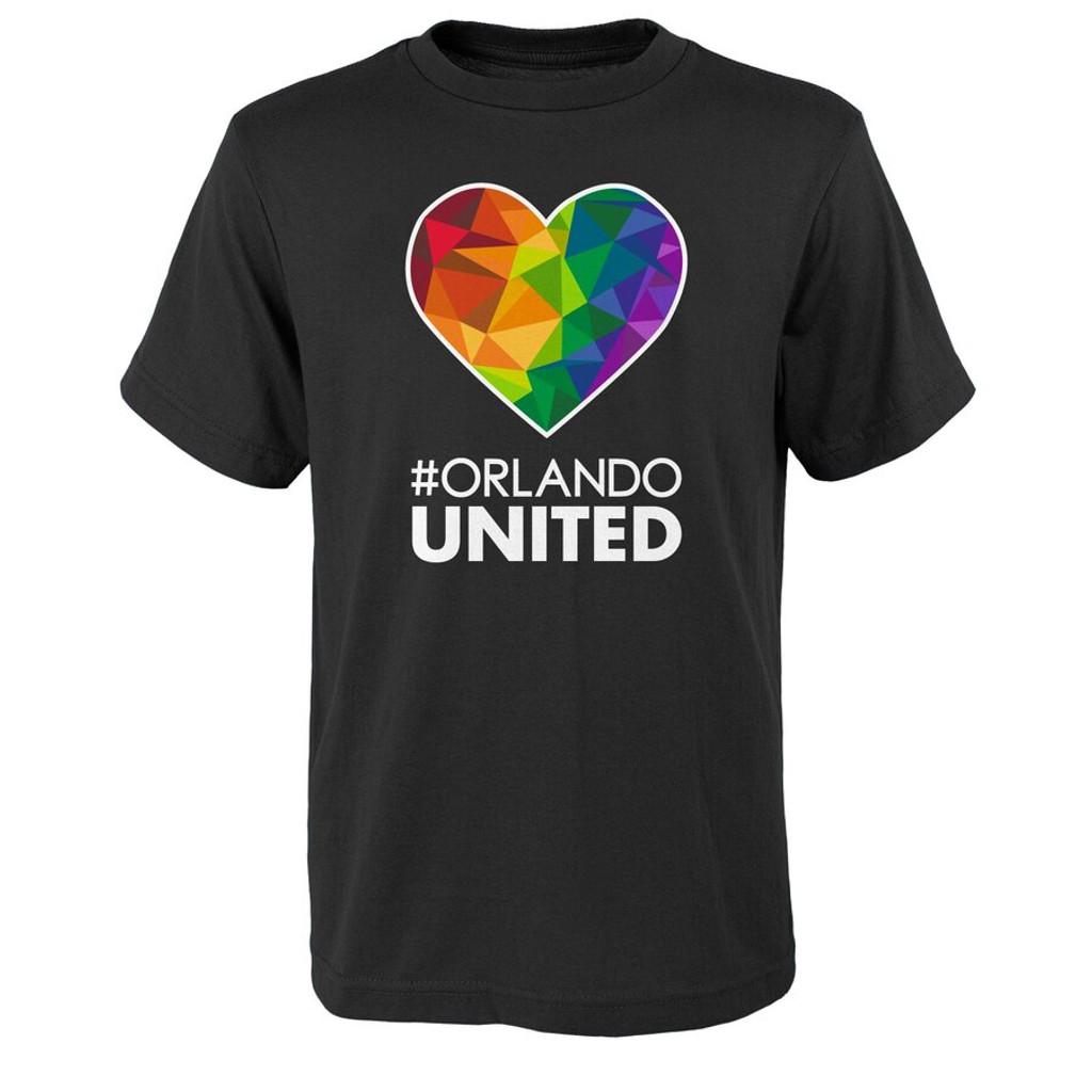 Orlando United Tee Black