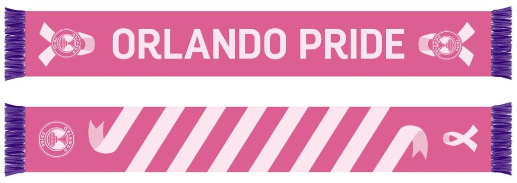 Orlando Pride BCA Night Scarf