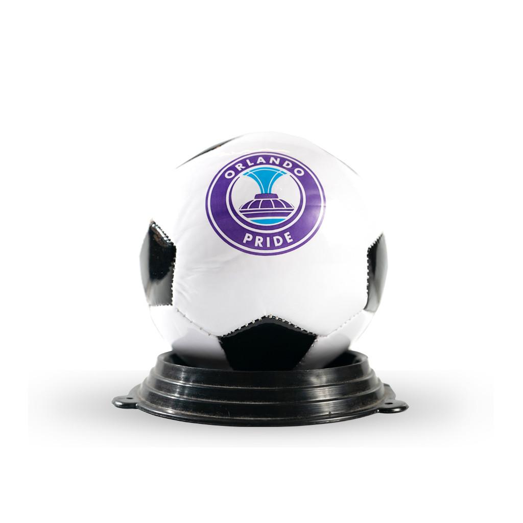 Orlando Pride Mini Soccer Ball