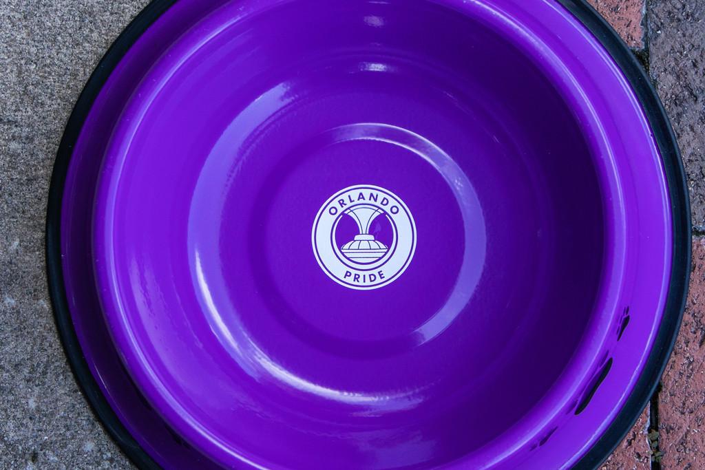 Orlando Pride Pet Bowl