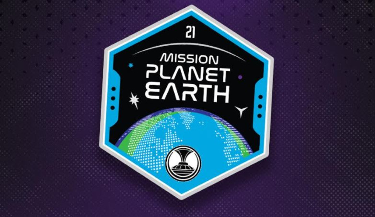 MISSION Planet Earth Patch