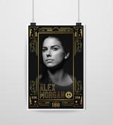 Morgan 100 Poster
