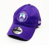 920 New Era Dad Hat Purple
